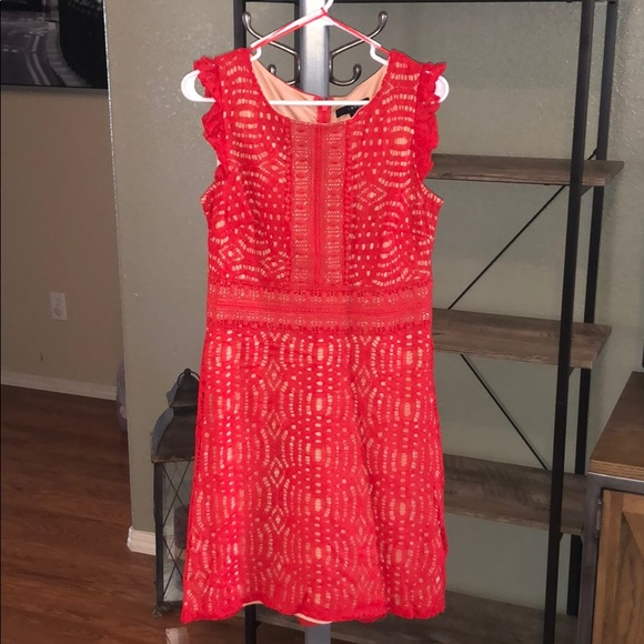 Signature by Sangria Dresses & Skirts - Red Dress